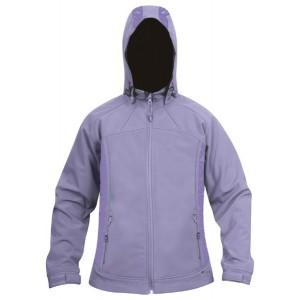 Moa Jacket Soft Shell Tia WM, Lilac., XXS