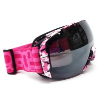 Goggles - Adult G2051, Pink, Doub