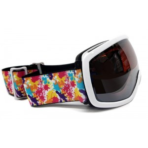 Goggles - Youth G2035, White, Doub