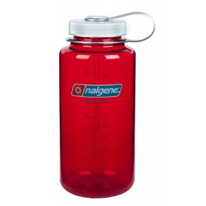 Nalgene Tritan W/M, Outdoor Red,, 1.0LT