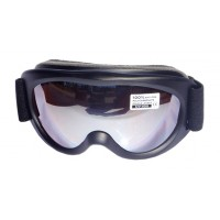 Goggles - Youth G2011D, Black, Doub