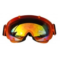 Goggles - Adult G2022, Orange, Doub