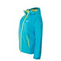 Moa Jacket Akatea Padded, Turquoise., XS