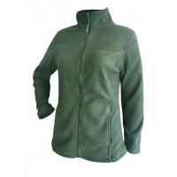 Kiwistuff Fleece Jacket Ivy, Moss Green., S