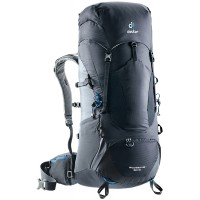 Deuter Aircontact Lite 50+10, ,Black-Graph, .