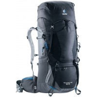 Deuter Aircontact Lite 65+10, ,Black-Graph, .