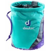 Deuter Chalk Bag - Gravity I M, ,Mint-Violet, M