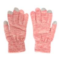 Glove Touch DT7-2, Pink, L