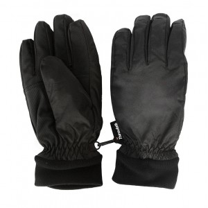 Glove DT8-2 Womens, Black, M / L