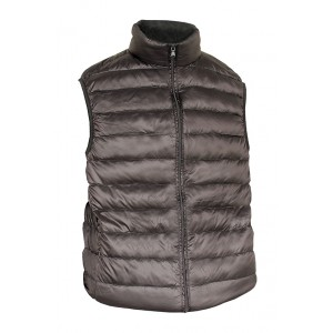 Moa Down Vest Milford, Black., XL