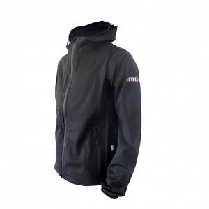 Moa Jacket Softshell Dunstan, Black., S