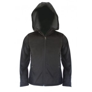 Kiwistuff Jacket SS Pango, Black., 06Kid