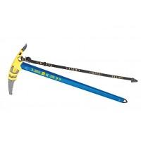 Grivel Ice Axe GZero (long), Blue, 58cm