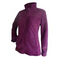 Kiwistuff Fleece Jacket Ivy, Plum., S