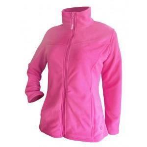 Kiwistuff Fleece Jacket Ivy, Cerise., S