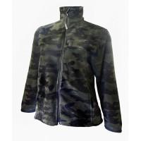 Kiwistuff Fleece Jacket Jollie, Camo., 02Kid