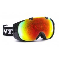 Intrepid Goggles CG0062 Child, Black, Doub