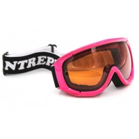 Intrepid Goggles AG0123 Adult, Pink, Doub
