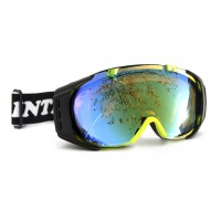Intrepid Goggles CG0062 Child, MattNeonYel, Doub