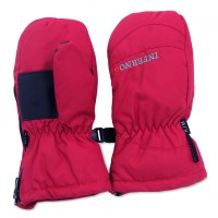 Inferno Mitt Kids, Red, XXS