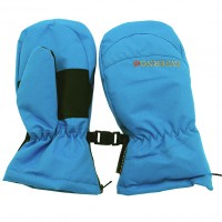 Inferno Mitt Kids, Acid Blue, XXS