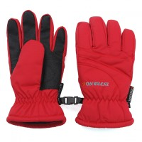 Inferno Glove FirestormC WP Jn, Red, XS