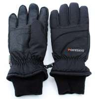 Inferno Glove FirestormC WP Jn, Black, XS