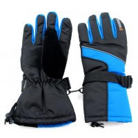 Inferno Gloves Heat Unisex, Black/Blue, XS