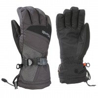Kombi Gloves Original Men, Bk/Bk Denim, L