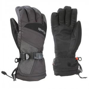 Kombi Gloves Original Men, Bk/Bk Denim, S