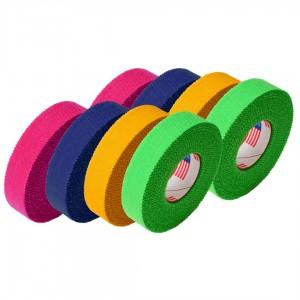 MT Finger tape roll 2pk, Green, each