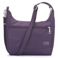 Pacsafe Citysafe CS100 Handbag, .Mulberry, .