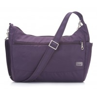 Pacsafe Citysafe CS200 Handbag, .Mulberry, .