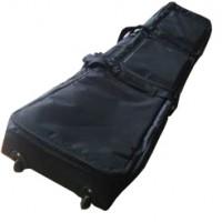 Bag - Wheeled Ski/Board 195cm, Black, One