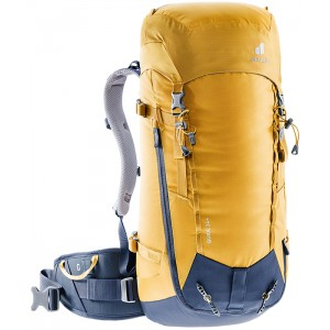 Deuter Guide 34+, ,Curry-Navy, .