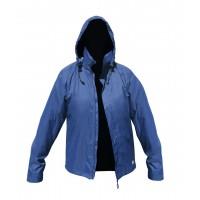 Kiwistuff Jacket Haast WP Uni, Blue, XS