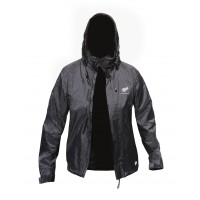 Kiwistuff Jacket Haast WP Uni, Black, XS