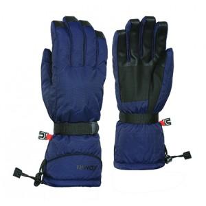Kombi Gloves Everyday Jnr, Bk/Iris, S