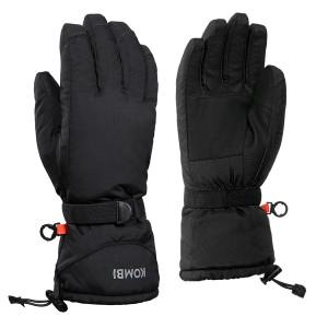 Kombi Gloves Everyday Men, Black, S