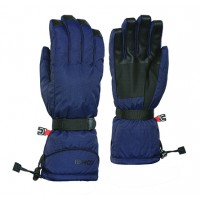 Kombi Gloves Everyday Men, Bk/Iris, S