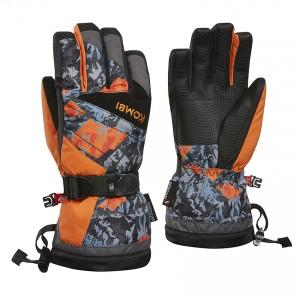 Kombi Gloves Original Jnr, Asphalt Hill, XS