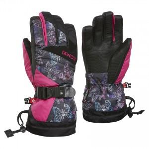 Kombi Gloves Original Jnr, Bk Butterfly, XS