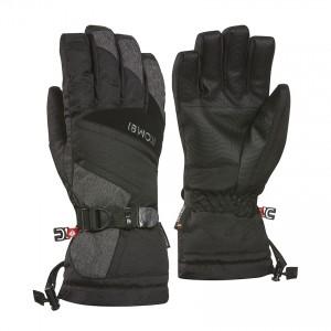 Kombi Gloves Original Men, BkCrosshatch, S