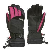 Kombi Gloves Original Womens, BlackHeather, S