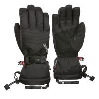 Kombi Gloves Triple Axel Jnr, Black, XS