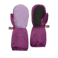 Kombi Mitts Bear Paw Child, PurpleFictio, S