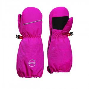 Kombi Mitts Mini Blizzard, Bright Pink, S