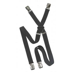 Kombi Suspenders, Black, One