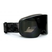 Goggles - Adult G2087 Magnetic, Black, Doub