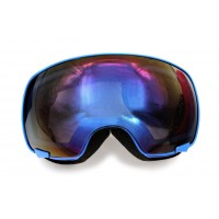 Goggles - Adult G2075 Magnetic, Blue, Doub